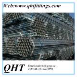 Prezzo pre galvanizzato rotondo del tubo d'acciaio di figura BS1387 della sezione per tonnellata