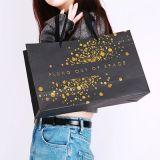 Kleding, de Zakken van de Gift, Handtassen, Grote het Winkelen Zakken, High-End de Zwarte Gouden het Stempelen Zakken van de Gift