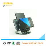 Cargador sin hilos del soporte universal rápido al por mayor del teléfono celular para el iPhone 8 de Samsung