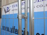 Tipo australiano recinzione provvisoria galvanizzata smontabile/rete fissa provvisoria della costruzione del pannello a sandwich/rete fissa provvisoria standard dell'Australia