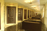 Portello di legno solido del portello interno (FD-1001)