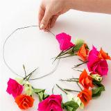 Grosser Rabatt-Blumenhändler-Draht schnitt vor Draht