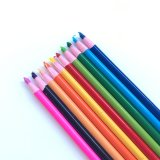 Kleurpotloden van de Kleur van de Levering van Maufacturer de Hete Verkopende