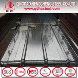 Z180 SGCCのHdgiによって電流を通される波形の金属の屋根ふきシート