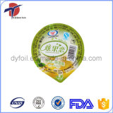 酪農場の包装のための高品質のアルミホイルのふた