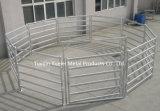 Двойная панель загородки ячеистой сети, ограждая панели для продукции, PVC покрыла сваренную ячеистую сеть ограждая панель/временно панели загородки