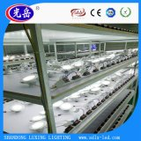 중국 공장 표준 크기 매우 호리호리한 편평한 LED 천장판 점화 SMD 3W 6W 9W 12W 18W 24W 둥근 LED