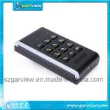 Кнопочная панель контроля допуска двери кнопочной панели касания RFID