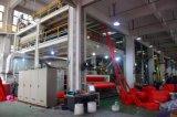 Marca Yanpeng Spunbond&Meltblow SMS Nonwoven no tejido de la línea de producción que hace la máquina