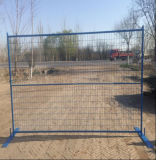 Kanada-temporäres Zaun-Panel-Gatter für Aufbau/das temporäre Fechten