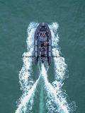 [أقولند] [18فيت] [5.4م] [فيبرغلسّ] ضلع زورق/صلبة قابل للنفخ الغوص زورق/غطس/عربة/إنقاذ/دورية ([ريب540ا])