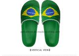 Custom Fashion EVA Rubber Men Brasil Deslizador