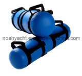 Equipo de la gimnasia del bolso del peso con agua