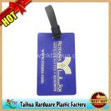 승진 선물 (토륨 xlp009)를 위한 주문 연약한 PVC 수화물 꼬리표