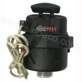 Lxhp-F Piston rotatif volumétrique en plastique avec impulsion Compteur d'eau de classe C