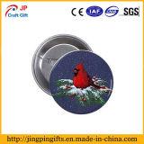 Distintivo personalizzato del metallo del reticolo dell'uccello di alta qualità