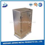 Металлический лист штемпелюя коробку для огнетушителя вашей конструкцией