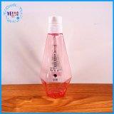 Бутылка шампуня диаманта 160/500ml PETG пластичный упаковывать