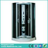 [هيغ-فّيسنت] تدليك بخار وابل مقصور مع صينية منخفضة ([لتس-9909ا])