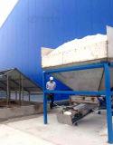 生産工場を処理する全体的な輝いた海の塩