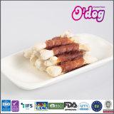 Ягненок Odog и белый кальция кости для собак закуска