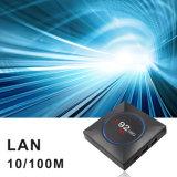 I92 PROAndroid 7.1.2 Google Internet Fernsehapparat-Kasten mit Amlogic S912 Support 4K HD Bluetooth 4.0 des Vierradantriebwagen-Kern-64bit 2GB/16 GB 2.4GHz /5.8GHz WiFi