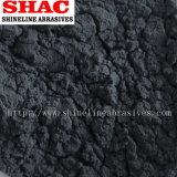 Carboneto de silicone refratário do preto do pó da classe