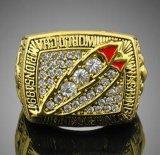 Чашка 1991 горячих краснокожих Вашингтон супер резвится кольца