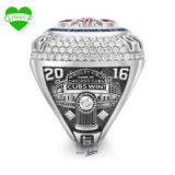 Горячее Cubs кольцо 2016 чемпионата с перевозкой груза падения