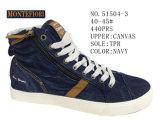 No 51504 скейтборд Shoes40-45 ботинок холстины ботинок людей