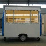 Еда трейлера передвижные трейлер еды/киоск/заедк быстро-приготовленное питания