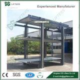 Pfosten-Tiefbaugarage-Auto-Parken-Aufzug-System der GG-Heber-Vertiefung-vier