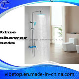 Insieme accessorio dell'acquazzone della stanza da bagno durevole flessibile