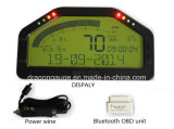 Car MotorcycleのためのOBD Dash Board Gauge