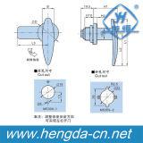 Painel elétrico de fechadura do puxador da barra em T (YH9690)