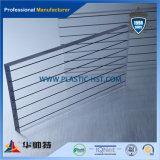 Hoja de acrílico útil de la barrera sana sólida para el lado en puente