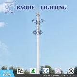 Pólo de iluminação da rua do braço duplo e da mesma altura de 7-12 metros