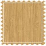 La superficie de bosques de hayas de madera flotante suelos laminados mosaico de Carb Standard