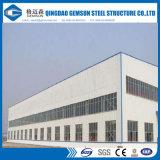 El bastidor de la luz de los edificios Pre-Engineered Almacén de la estructura de acero