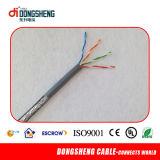 Câble de caractéristiques nu de l'en cuivre 24AWG Cat5e SFTP/câble du réseau Cable/LAN