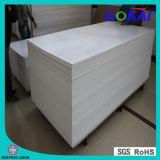 Panneau à haute densité de mousse de PVC pour des coffrages