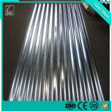 Strato d'acciaio ricoperto/galvanizzato dello zinco tuffato caldo di Dx51d Z100 del tetto
