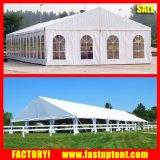 500のシートの結婚披露宴のための常置アルミニウム玄関ひさしのおおいのテント