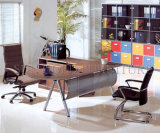 Mode L-Shape Executive Office Table Design avec Aluminium (SZ-ODT622)