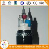 Aislamiento XLPE Low-Smoke sin halógenos a bordo de buques de cable de alimentación de voltaje medio