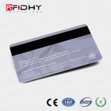 Alta freqüência de Ti2048 O cartão de membro de RFID com bandas magnéticas