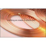 ACRおよび冷房装置のためのパンケーキコイルの銅管