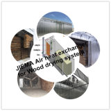 Tube alettato Air Heat Exchanger per Wood Drying/Wood Kiln