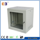 19 '' S type Rails Heavy Duty barrier Mounted DATA Cabinet Enclosure