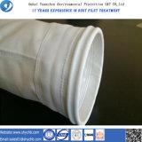 L'usine fournissent directement le sachet filtre de la poussière de fibre de verre pour l'industrie de métallurgie l'aperçu gratuit